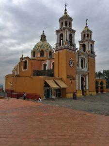 Cholula / PUE / Mexico - 8/17/16
