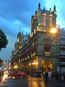 Puebla / PUE / Mexico - 8/18/16