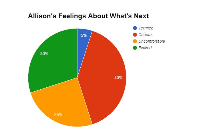 pie chart A